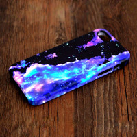 iPhone 6 Case nebula, iPhone 5C Case cosmic, iPhone 5s Case galaxy, Geometric iPhone 6 Plus Case, Glowing light iPhone Cover F11