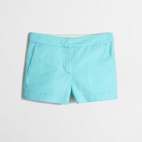 FACTORY GIRLS' CHINO SHORT