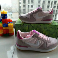 """NIKE"" Fashion Casual Multicolor Breathable Comfortable Unisex Sneakers Couple Running Shoes"