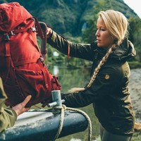 Foldsack No.1 is a backpack & a great hiking backpack also – Fjallraven