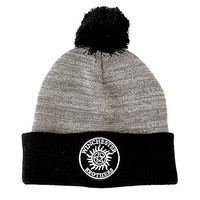 Supernatural Winchester Brothers Anti-Possession Pom Beanie