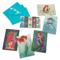 Disney Ariel Note Card Set | Disney Store