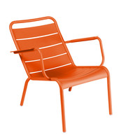 Luxembourg Stacking Low Armchair by Fermob