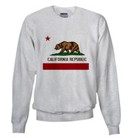 California Republic Sweatshirt by TeeSupply