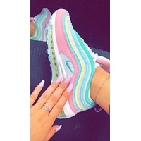 Nike Air Max 97 Rainbow Sneakers-1