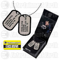 Punisher Frank Castle Dog Tags Replica - EE Exclusive