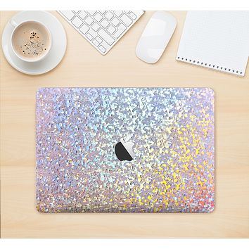 """The Colorful Confetti Glitter Sparkle Skin Kit for the 12"""" Apple MacBook (A1534)"""
