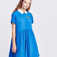 Lazy Oaf Cloud Collar Dress - Everything - Categories - Womens