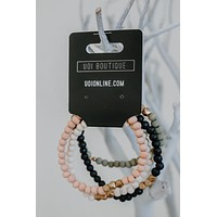 Show The Way Bracelet Set