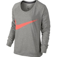 Nike Women's Epic Obsessed GRX Crewneck Sweatshirt - Dick's Sporting Goods