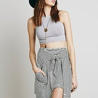 Free People Womens All Tied Up Skirt