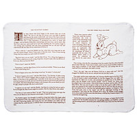 The Velveteen Rabbit Storybook Baby Blanket