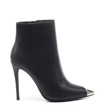 LORINA STILETTO BOOTIE - BLACK