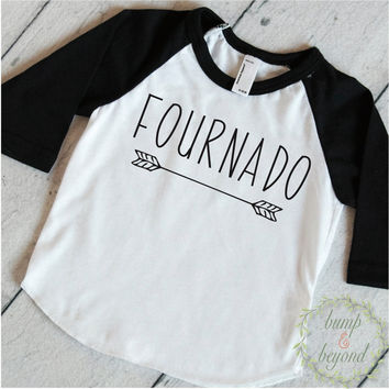 Fournado Fourth Birthday Shirt Boy 4 Year Old Birthday Shirt Boy Fourth Birthday Shirt 216