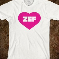 ZEF HEART - Fashion Reject.
