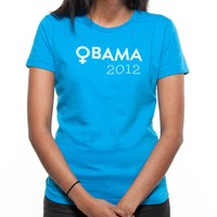 Obama for America | 2012 | Store | Obama 2012 Women's Tee