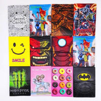 2016 Hot Sale New Arrival 9 Styles Travel Card Holder PU leather Passport Cover Package Business Card & ID Holder min order 1pcs