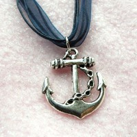 Naughty Nautical Necklace