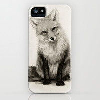 Fox Say What?! iPhone & iPod Case by Isaiah K. Stephens