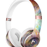 Mutli-Colored Clouded Universe Full-Body Skin Kit for the Beats by Dre Solo 3 Wireless Headphones