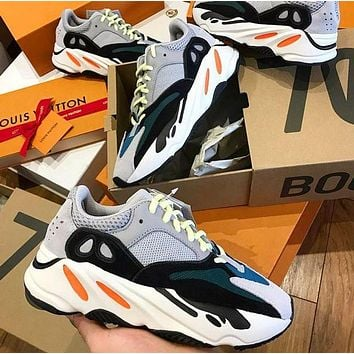 Adidas Yeezy Boost 700 Cushioning Sneakers Shoes