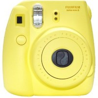 Instax Mini 8 Instant Camera - Yellow