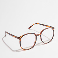 Urban Outfitters - Oversized Round Readers