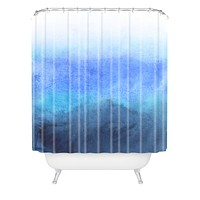 Rebecca Allen Fade Shower Curtain