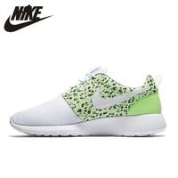 NIKE ROSHE ONE PRM Womens Running Shoes Stability Breathable Outdoor Sneakers For Female#833928-100