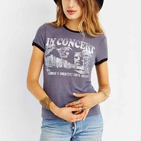 Project Social T Rock Concert Tee- Grey