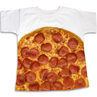 Eat 'Em Up Pizza T-Shirt