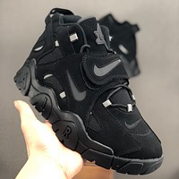 Nike Air Barrage Mid Black Men Sneaker - Best Deal Online