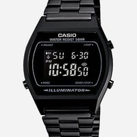 Casio Vintage Collection B640wb-1Bvt Watch Black/Black One Size For Men 26838717801