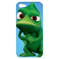 Tangled Pascal 3D Iphone 5 case iphone 4 4s case