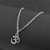 Jewelry Gift Shiny New Arrival Stylish Accessory Pendant Simple Design Necklace [6464828929]