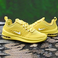 NIKE Air max 98 Simple Version Sneaker Sport Shoes Yellow