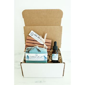 Patchouli Mint - Gift Box