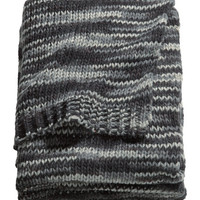 Knit Blanket - from H&M