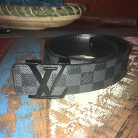 Louis Vuitton Men's Belt.