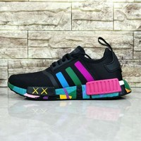 Best Deal Online Kaws x Adidas NMD R1 Men Shoes