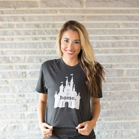 Castle Home Tee