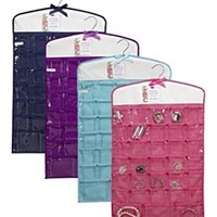 Jewelry Organizer 33 Pockets - (Available in 4 Colors) Dorm Organization Products Supplies Storage Girls