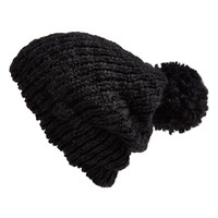 Phase 3 Slouchy Beanie with Pom | Nordstrom
