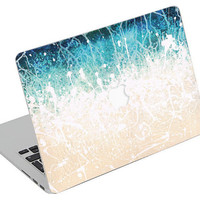 Stickers Macbook Decal Skin Macbook Air Skin Pro Skins Retina Cover Paint Colors Picture Christmas Gift New Year ( rm30)