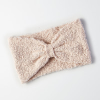 AEO Cozy Knit Headband , Blush