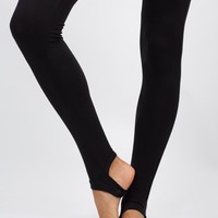 Basic Stirrup Leggings