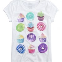 Donuts & Cupcakes Graphic Tee