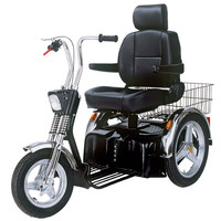 Sportster SE Scooter FT000245 - Afikim Recreational Scooters   TopMobility.com
