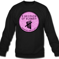 5 Seconds of Summer Sweatshirt Crew Neck