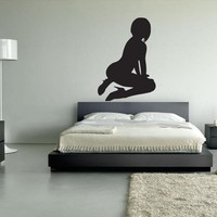 Wall Vinyl Decal Sticker Decals Naked Hot Sexy Girl  z31